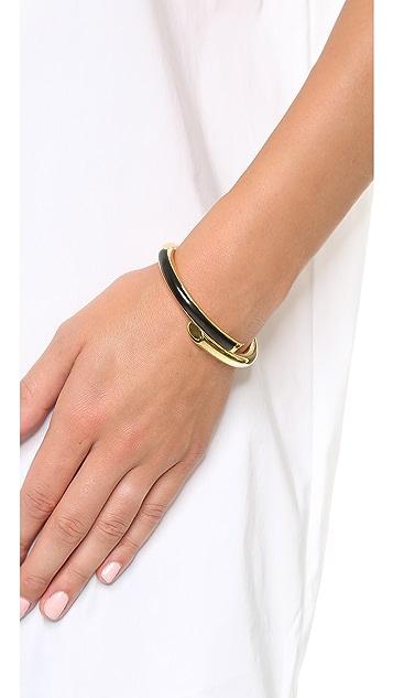 Maiyet Empire Doublewrap Bracelet with Horn