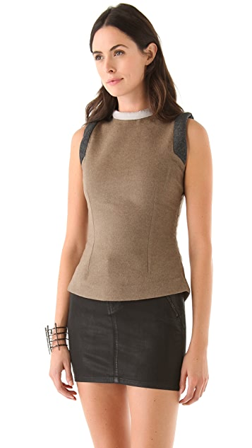 Michael Angel Light Sonic Top with Tube Neck