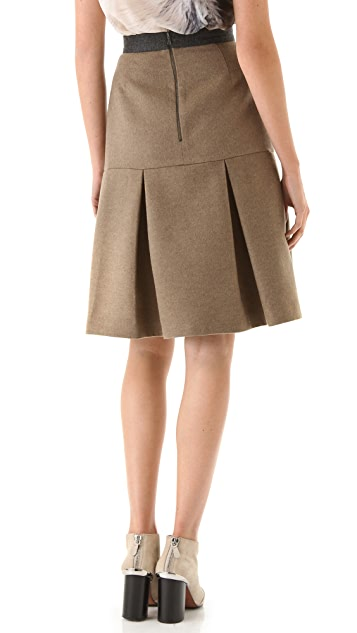 Michael Angel Light Sonic Skirt