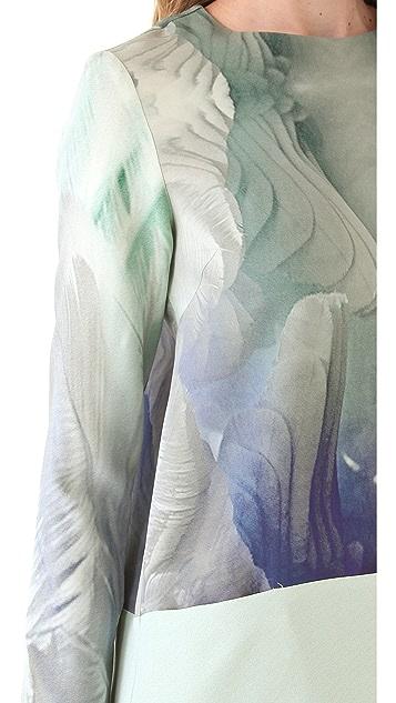 Michael Angel Onyx Shift Dress