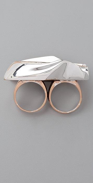 Mania Mania St. Germain de Pres Double Ring