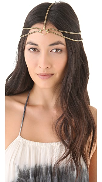 Mania Mania Ascension Brass Headpiece