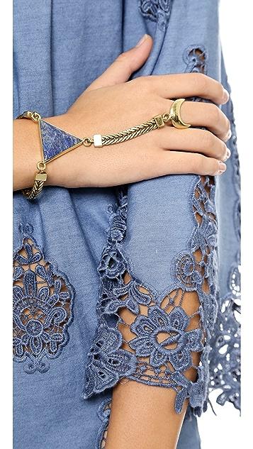 Mania Mania Nocturne Hand Bracelet