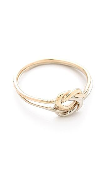 Mara Carrizo Scalise Elba Knot Ring