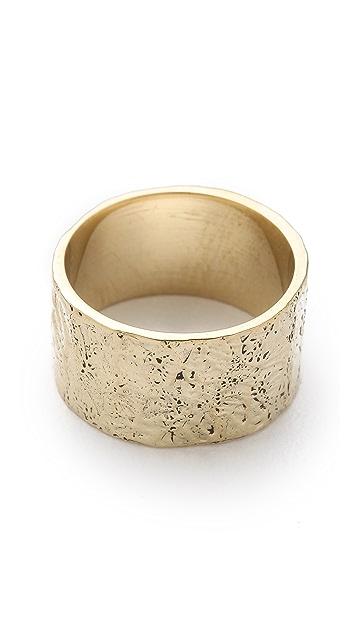 Mara Carrizo Scalise Hammered Ring