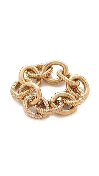 Mara Carrizo Scalise Chunky Chain Ring