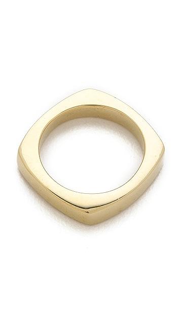 Mara Carrizo Scalise Square Band Ring