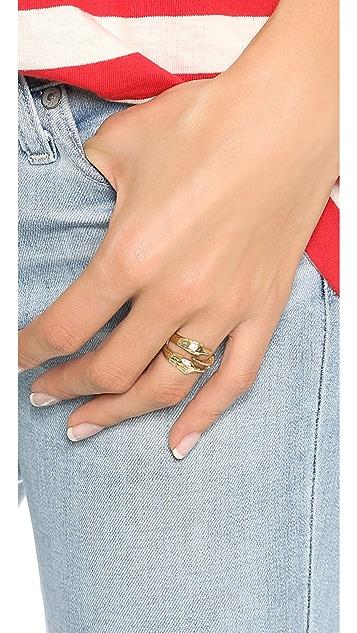 Mara Carrizo Scalise Claw Ring