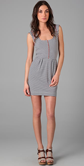 Mara Hoffman Sailor Mini Dress