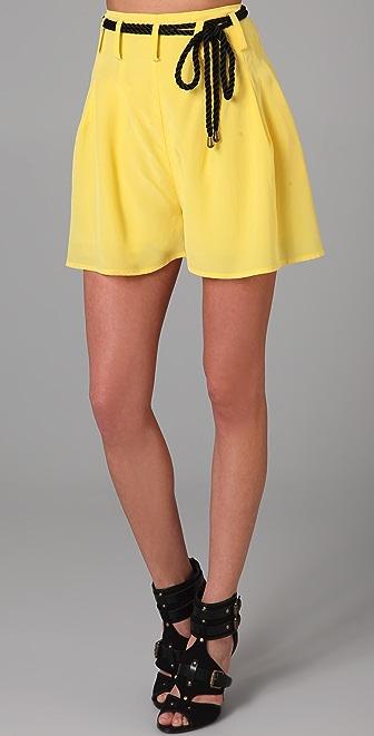 Mara Hoffman Tap Shorts