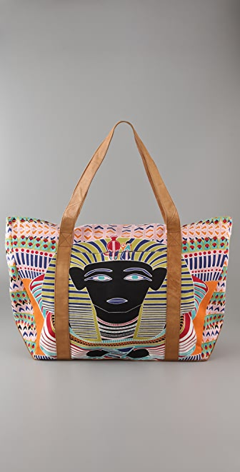 Mara Hoffman Printed Bag
