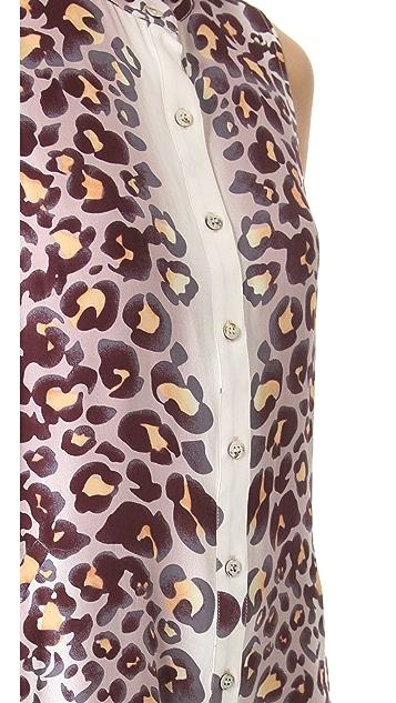 Mara Hoffman Sleeveless Shirtdress