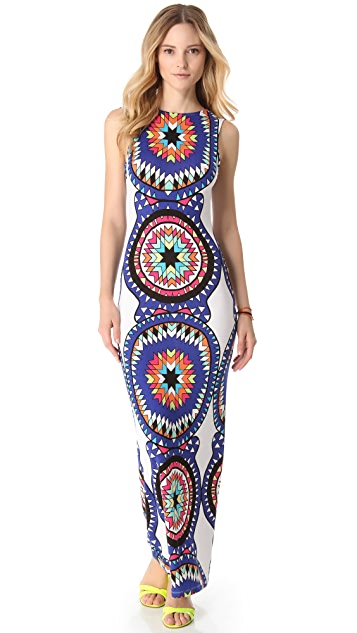 Mara Hoffman Pow Wow Cover Up Maxi Dress