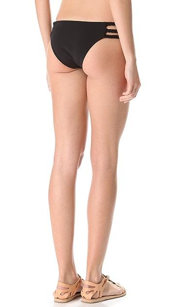 Mara Hoffman Frida Braid Bikini Bottoms