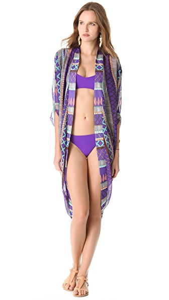 Mara Hoffman Frida Cocoon Cover Up