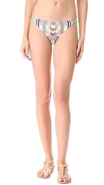 Mara Hoffman Electric Casino Bikini Bottoms