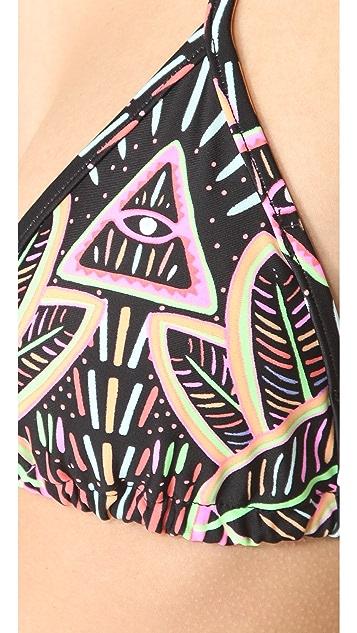 Mara Hoffman Psychic Readings Bikini Top