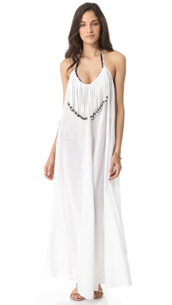 Mara Hoffman Psychic Readings Maxi Dress