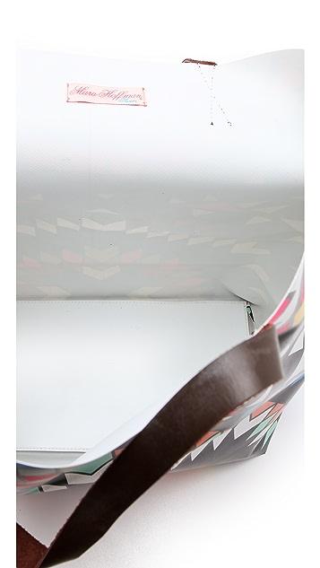 Mara Hoffman Vinyl Printed Bag