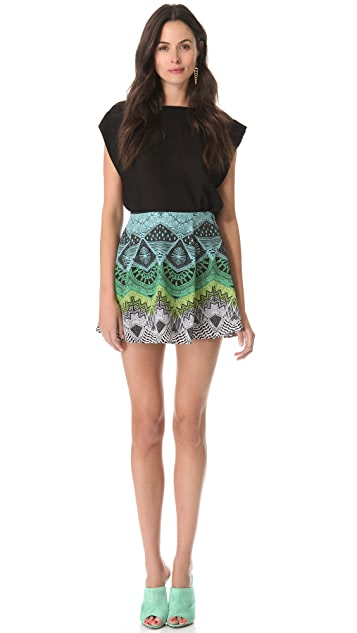 Mara Hoffman Circle Skirt