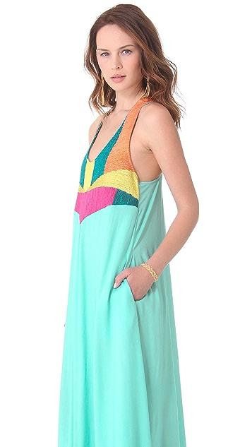 Mara Hoffman Corded Tank Maxi Dress