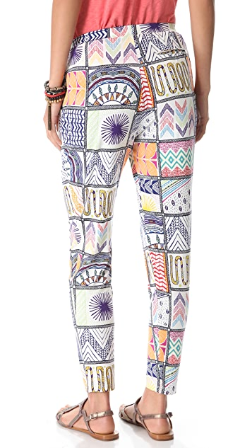 Mara Hoffman Quilts Slouch Pants