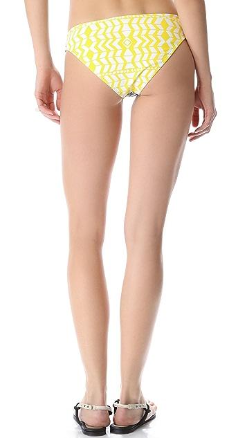 Mara Hoffman Luau Bikini Bottoms