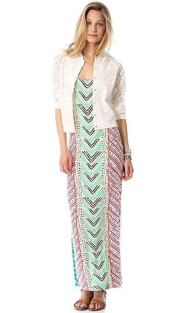 Mara Hoffman Luau Cover Up Dress