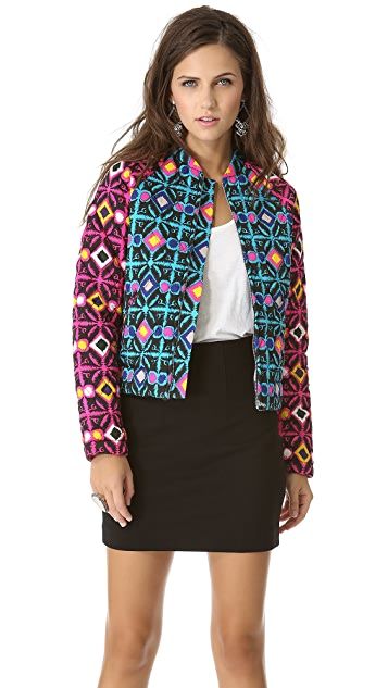 Mara Hoffman Quilted Bomber