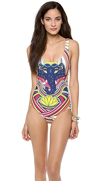Mara Hoffman One Piece Swimsuit