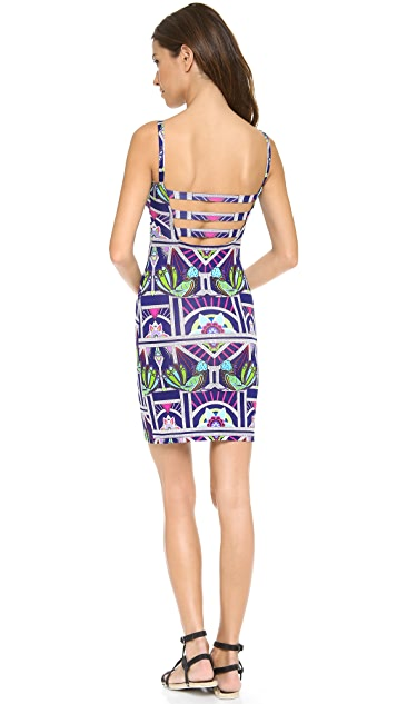 Mara Hoffman Ananda Mini Dress