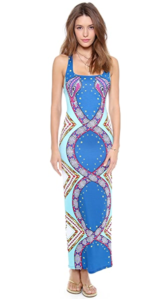 Mara Hoffman Naga Maxi Dress