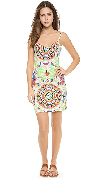 Mara Hoffman Fitted Tank Dress
