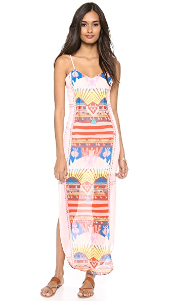 Mara Hoffman Tank Column Dress