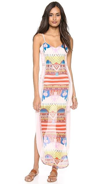 Mara Hoffman Tank Column Dress