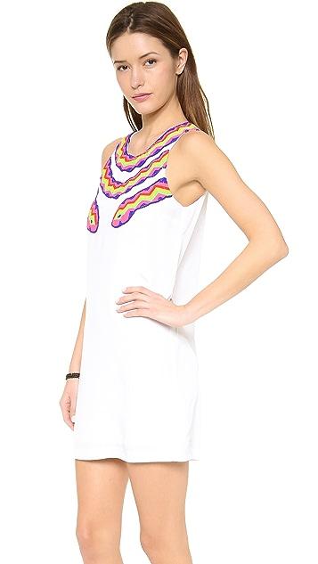 Mara Hoffman Snake Shift Dress