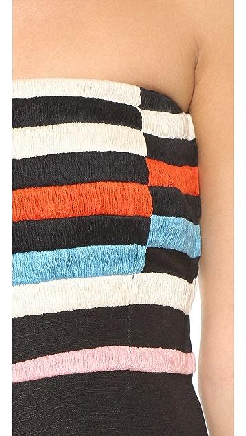 Mara Hoffman Embroidered Jumpsuit