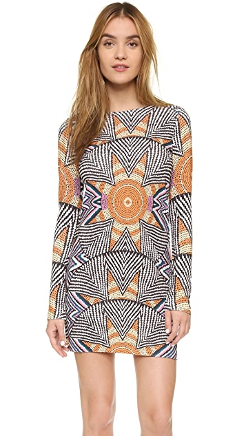 Mara Hoffman Ponte Shift Dress