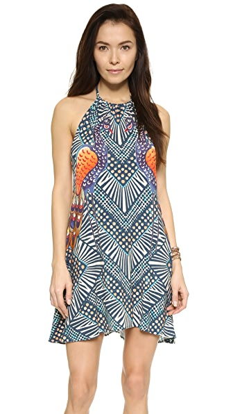 Mara Hoffman Mini Swing Dress