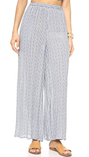Mara Hoffman Wide Leg Pants