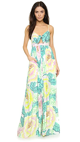 Mara Hoffman Flora Stone Maxi Dress | 15% off first app purchase ...