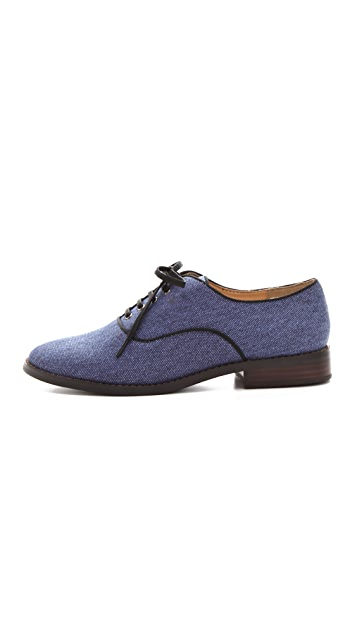Marais USA Canvas Oxfords