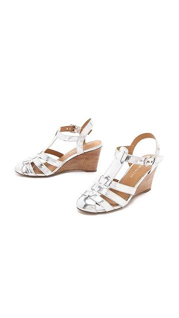 Marais USA Woven Heel Sandals
