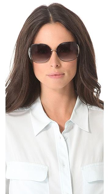 Marc by Marc Jacobs Slim Line Sunglasses