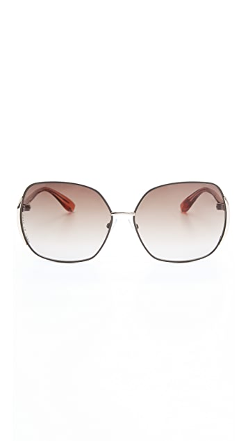 Marc by Marc Jacobs Slim Line Sunglasses