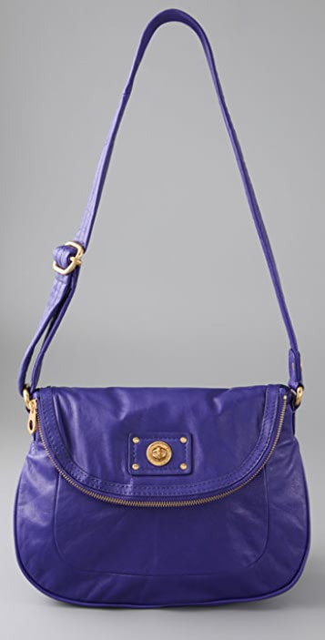 Marc by Marc Jacobs Totally Turnlock Natasha Messenger Bag