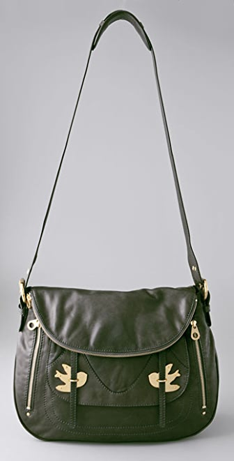 Marc by Marc Jacobs Petal to the Metal Sasha Messenger