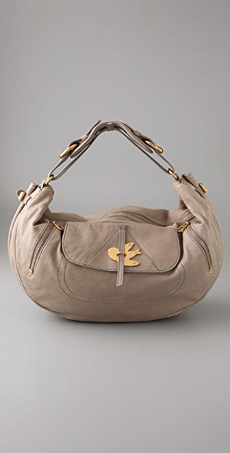 Marc by Marc Jacobs Petal to the Metal Mevie Hobo