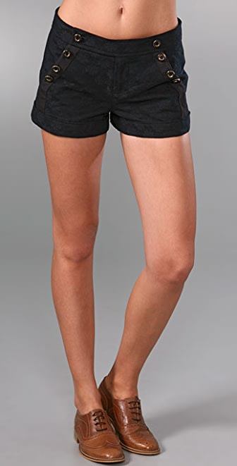 Marc by Marc Jacobs Rosemary Jacquard Shorts