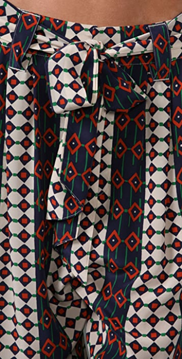 Marc by Marc Jacobs Diamond Stripe Pants